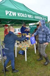 Zawody wędkarskie 2020 o Puchar Rektora AJP i Prezesa Koła Wędkarskiego nr 1 w Gorzowie Wielkopolskim_27